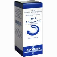 Abbildung von Rms Asconex Tropfen 100 ml