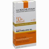 Abbildung von Roche- Posay Anthelios Xl Fluid Lsf 50+/r  50 ml