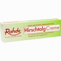 Abbildung von Rohde Hirschtalgcreme  100 ml