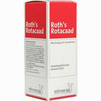 Abbildung von Roths Rotacaad Tropfen  100 ml