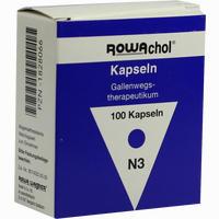 Rowachol  Kapseln 100 Stück