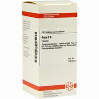 Ruta D6  Tabletten 200 ST