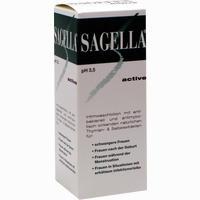 Abbildung von Sagella Active Intimwaschlotion  100 ml