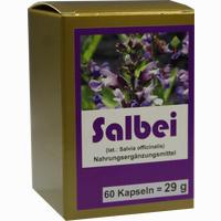 Salbei  Kapseln Aalborg pharma 60 Stück