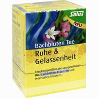 Abbildung von Salus Bio Bachblüten Tee Ruhe & Gelassenheit Filterbeutel 15 Stück
