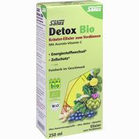 Abbildung von Salus Detox Bio Kräuter- Elixier Zum Verdünnen  250 ml