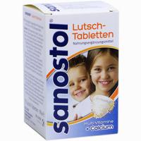Abbildung von Sanostol Lutsch- Tabletten Lutschtabletten 75 Stück