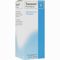 Abbildung von Saseem Mundspray Pumplösung 60 ml
