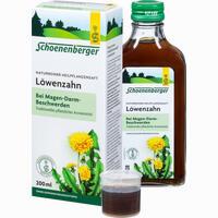 Abbildung von Schoenenberger Löwenzahn Heilpflanzensaft  200 ml