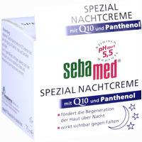 Sebamed Spezial Nachtcreme Mit Q10   75 ml