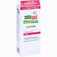 Sebamed Trockene Haut 10% Urea Akut Lotion   200 ml