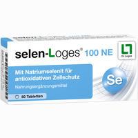 Selen-loges 100 Ne  Tabletten 50 Stück