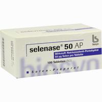 Selenase 50 Ap  Tabletten 100 Stück