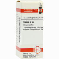 Sepia D60  Globuli 10 g