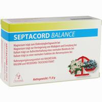 Abbildung von Septacord Balance Filmtabletten  100 Stück