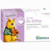 Abbildung von Sidroga Bio Stilltee Filterbeutel 20 Stück