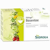 Sidroga Wellness Basentee  Filterbeutel 20 Stück