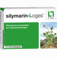 Abbildung von Silymarin- Loges Hartkapseln 100 Stück