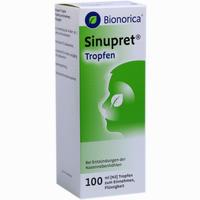 Sinupret Tropfen Bionorica   100 ml