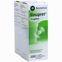 Sinupret Tropfen Bionorica   2X100 ml