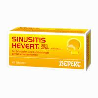 Sinusitis Hevert Sl  Tabletten 40 Stück