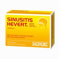 Sinusitis Hevert Sl  Tabletten 300 Stück
