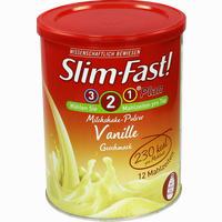 Slim Fast Drink Pulver Vanille   438 G