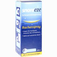 Abbildung von Snoreeze Rachenspray  23.5 ml