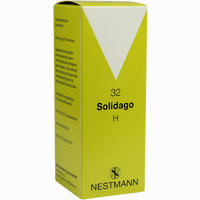 Solidago H 32  Tropfen 100 ml