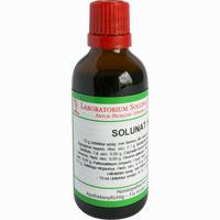 Abbildung von Solunat Nr. 16  Tropfen 50 ml