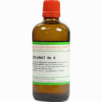 Solunat Nr. 6  Tropfen 100 ml