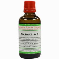 Solunat Nr. 7  Tropfen 50 ml