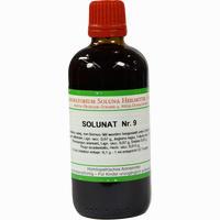 Solunat Nr. 9  Tropfen 100 ml