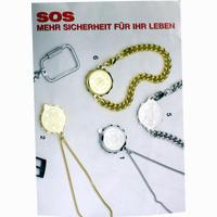 Abbildung von Sos Anhaenger M Notfallausweis 1 Stück