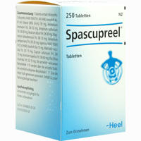 Abbildung von Spascupreel Tabletten 250 Stück