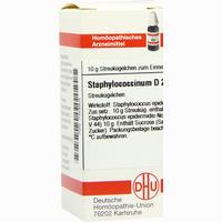 Staphylococcinum D200  Globuli 10 g