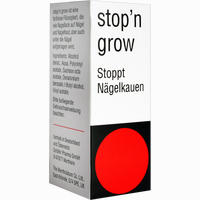 Abbildung von Stop'n Grow Tinktur  8 ml