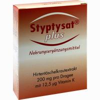 Abbildung von Styptysat Plus Dragees 60 Stück