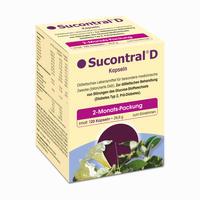 Abbildung von Sucontral D Diabetiker Kapseln  120 Stück