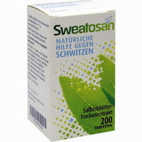 Sweatosan  Tabletten 200 ST