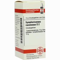 Symphoricarpus Racem D2  Globuli 10 g