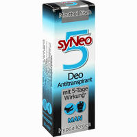 Syneo 5 Man Deo-antitranspirant  Spray 30 ml