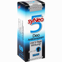 Syneo 5 Man Roll-On Deo-Antitranspirant 50 ml
