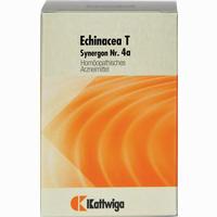 Synergon Komplex Echinacea T Nr 4a  Tabletten 200 Stück