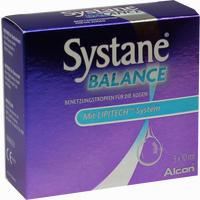 Abbildung von Systane Balance Augentropfen  3 x 10 ml