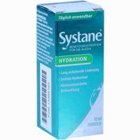 Abbildung von Systane Hydration Augentropfen 10 ml