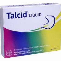 Abbildung von Talcid Liquid Liquidum 10 Stück