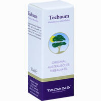 Taoasis Teebaum-öl Im Umkarton  10 ml