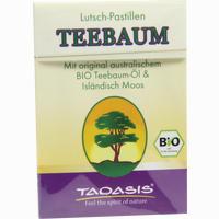 Teebaum Lutsch-pastillen Bonbon 30 g