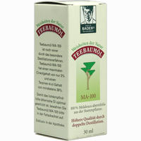 Teebaum Oel Amax Ma-100  öl 30 ml
